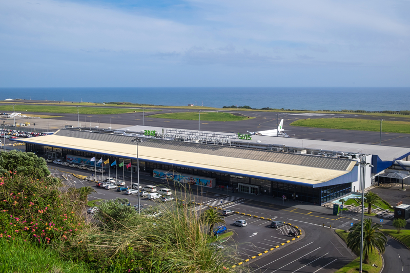 João Paulo II Airport, also known as Ponta Delgada Airport, is the main international airport of the Azores archipelago in Portugal.